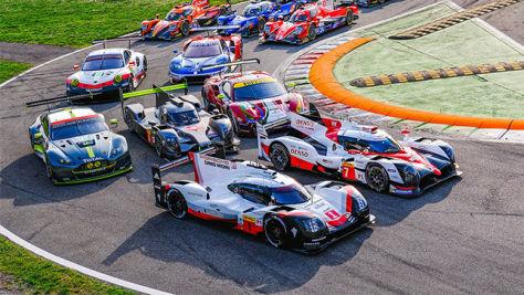 Le Mans: Bilder - Die Autos 2017