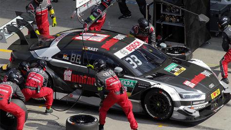 DTM: Starker Audi-Neuling