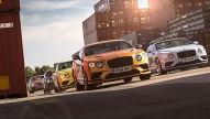 Bentley Continental GT Tour 2017