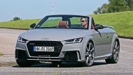 Audi TT RS Roadster: Test