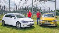 VW e-Golf gegen Golf 1.5 TSI DSG: Test