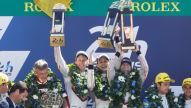 Le Mans: Nachbericht Michelin