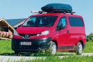 Nissan NV200 Alpincamper: Wohnmobil-Test