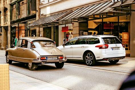 Citroën DS 20 Citroën C5