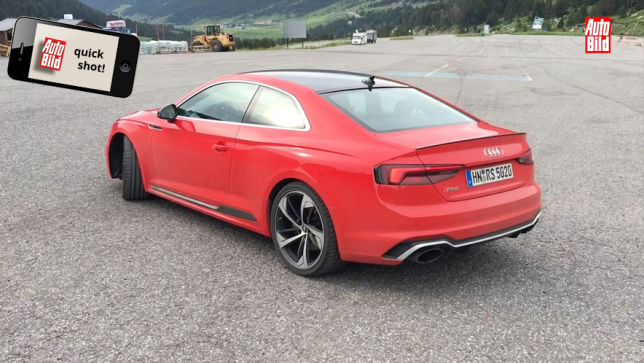 Audis neues 450-PS-Coupé