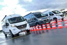 Drei günstige Kastenwagen: Wohnmobil-Test