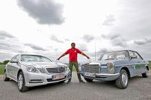Mercedes E 200 CGI (W212) und 230.4: Gebrauchtwagen-Test