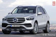 Mercedes GLE wächst