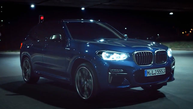 Neues BMW SUV
