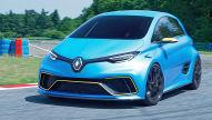 Renault Zoe E-Sport Concept (2017): Fahrbericht