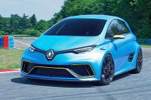 Renault Zoe E-Sport Concept (2017): Erste Fahrt