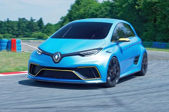 So fährt das verrückteste Elektroauto der Welt!