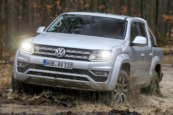 vw amarok v6 tdi test. Black Bedroom Furniture Sets. Home Design Ideas