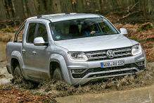 VW Amarok: Fahrbericht