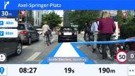 Sygic Navi-App: Augmented Reality