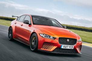 Der stärkste Serien-Jaguar