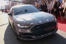 Neue Bilder vom Audi A8