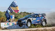 Rallye Italien: Ford erfolgreich
