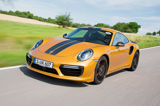 porsche 911 turbo s exclusive series 2017 test motor preis. Black Bedroom Furniture Sets. Home Design Ideas