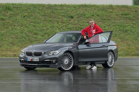 BMW Alpina B3 S Biturbo (2017): Test
