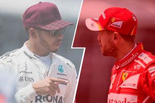 Kracht's nochmal zwischen Vettel und Hamilton?
