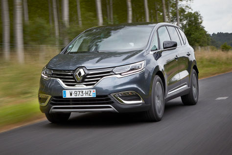 Renault Espace (2017): Vorstellung und Test