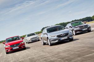 Wen blitzt Opel hier weg?