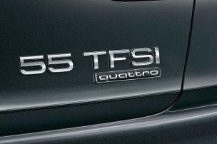 Audi ersetzt Hubraumangabe
