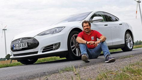 Tesla Model S: Gebrauchtwagen-Test
