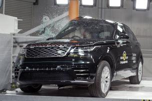 Velar, Grandland X, CX-5: Euro NCAP Crashtest