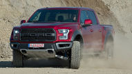 Ford F-150 Raptor: Test
