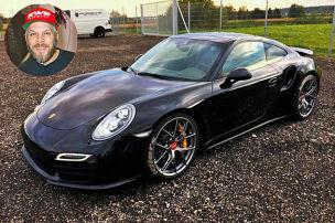 Sidney Hoffmann: Porsche 911 Turbo S zum Verkauf