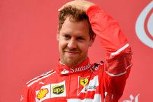 Vettel darf Strafe riskieren