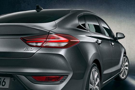 Hyundai bringt den Fastback