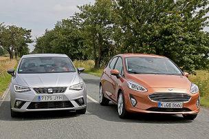 Krallt sich Ford den Ibiza?