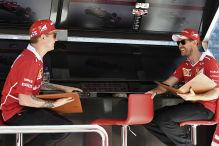 Räikkönens Geschenk für Vettel