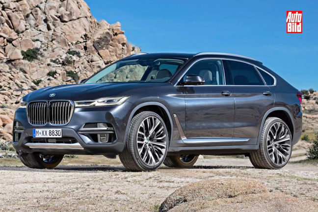 Video Bmw X8 2020 Autobild De