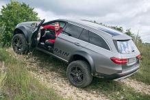 Mercedes E-Klasse All-Terrain 4x4² (2017): Alle Infos und Test