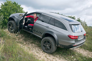 Mercedes E-Klasse All-Terrain 4x4² (2017)