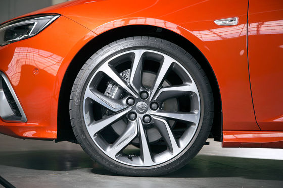 Alles zum neuen Opel Insignia GSi