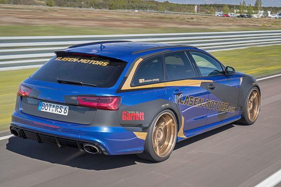 Klasen Motors Audi RS 6 Avant