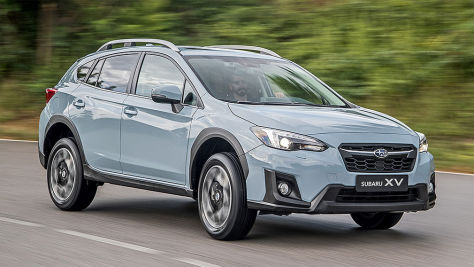 Subaru XV: Test