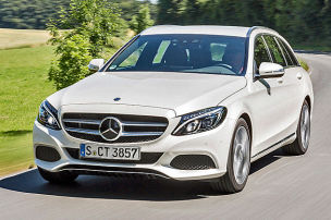 Mercedes C 250 d 4Matic T: Dauertest