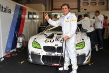 Le-Mans-Debüt für Zanardi?