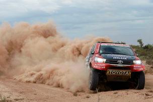 Rallye Dakar: Conrad Rautenbach