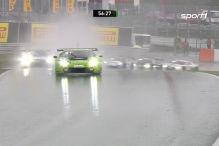 Regenrennen in Zandvoort