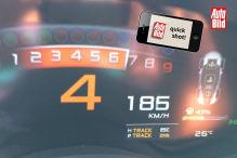 200 km/h im neuen McLaren