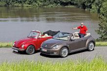 VW Beetle Cabriolet: Gebrauchtwagen-Test