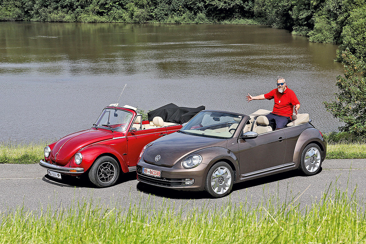 gebrauchtwagen test vw beetle cabriolet bilder. Black Bedroom Furniture Sets. Home Design Ideas