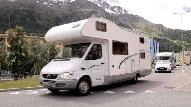 Sommerurlaub in St. Moritz